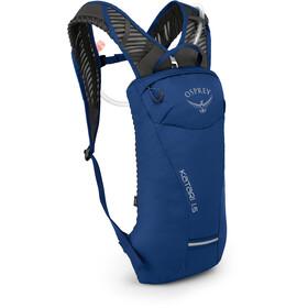 Osprey Katari 1.5 Hydration Backpack cobalt blue